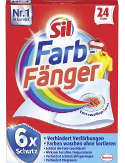 Sil Farb-Fänger-Tücher (24 St.) - 4015000962391