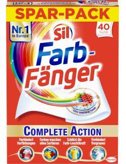 Sil Farb-Fänger-Tücher
