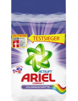 Ariel Compact Colorwaschmittel (18 WL) - 8001090346346