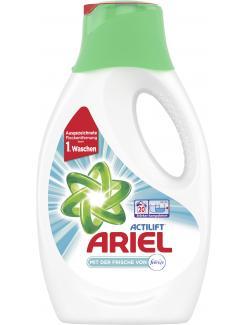 Ariel Actilift Febreze flüssig (20 WL) - 8001090305572