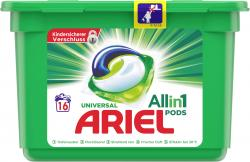 Ariel Universal All in 1 Pods Vollwaschmittel