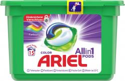 Ariel Color All in 1 Pods 15 WL