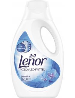 Lenor Vollwaschmittel Flüssig Aprilfrisch 17WL