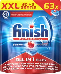 Finish Powerball Super Power All in 1 plus - 4002448105633