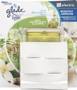 Glade Discreet Halter Original Bali Sandelholz