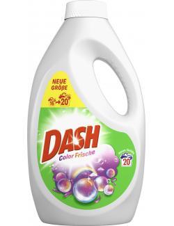 Dash Flüssig Color Frische (20 WL) - 8001090305732