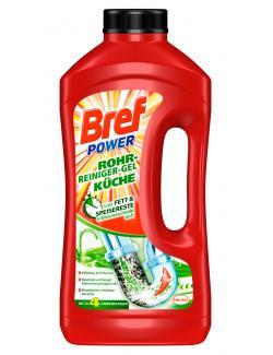 Bref Power Rohrreiniger-Gel Küche (1 l) - 4015000963718