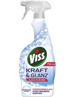 Viss Kraft & Glanz Glas & Flächen (750 ml) - 8710908859533