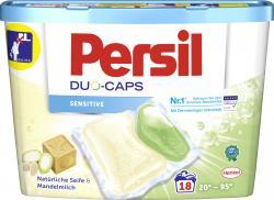 Persil Duo Caps Sensitve Mandelmilch (18 WL) - 4015000963817