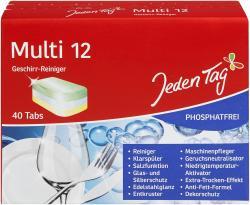 Jeden Tag Multi 12 Geschirr-Reiniger