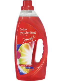 Jeden Tag Colorwaschmittel flüssig 20WL (1,50 l) - 4306188362081