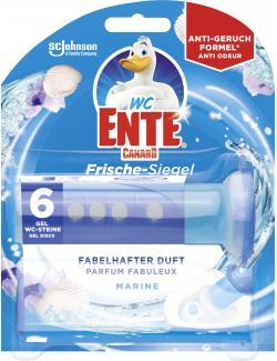WC-Ente Frische-Siegel Marine