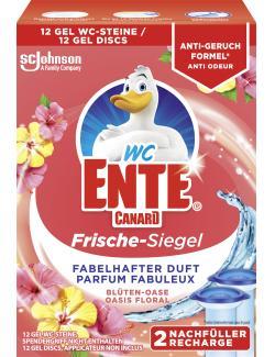 WC Ente Frische-Siegel Blüten-Oase Nachfüller