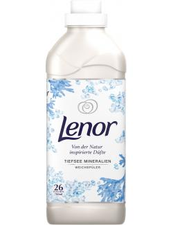 Lenor Inspired by Nature Tiefsee Mineralien