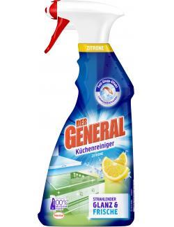 Der General Küchenreiniger Zitrone