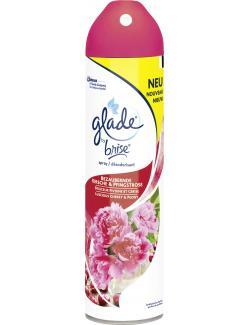 Glade by Brise Duftspray Bezaubernde Kirsche & Pfingstrose (300 ml) - 5000204956375