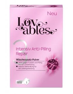 Lovables Intensiv Anti-Pilling Repair Wäschezusatz-Pulver (50 g) - 4015000965927