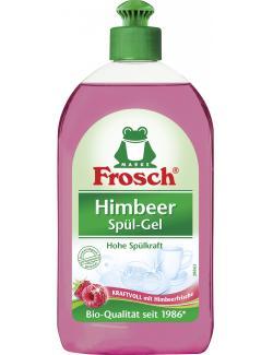 Frosch Spül-Gel Himbeer