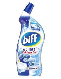 Biff WC Total Ozean Brise (750 ml) - 4015000966795