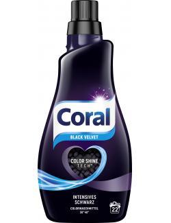 Coral Flüssig Black Velvet 22 WL