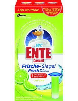WC-Ente Frische Siegel Limone Nachfüller