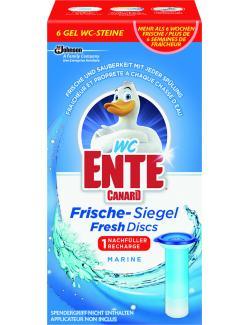 WC-Ente Frische Siegel Marine Nachfüller