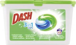 Dash 3in1 Caps Vollwaschmittel