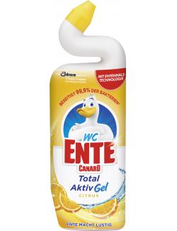 WC Ente Total Aktiv Gel Citrus