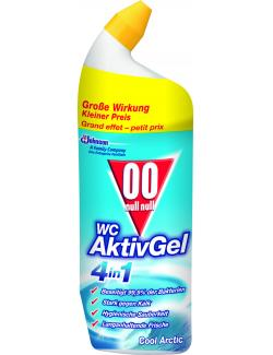 00 WC Aktiv Gel 4in1 Cool Arctic