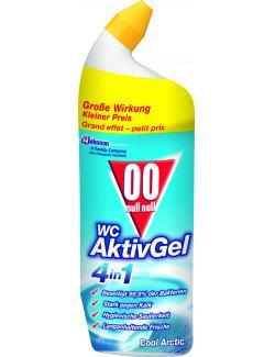 Bild für 00 WC Aktiv Gel 4in1 Cool Arctic