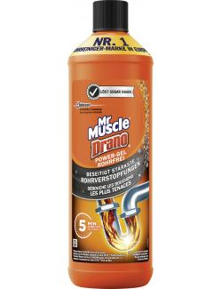 Mr Muscle Drano Power-Gel Rohrfrei