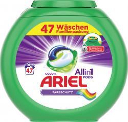 Ariel 3in1 Pods Color