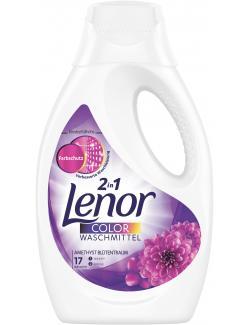 Lenor Colorwaschmittel Flüssig 2in1 Amethyst Blütentraum