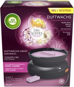 Airwick Duftwachs-Gerät live scents Sommervergnügen