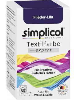 Simplicol Textilfarbe Expert Flieder Lila