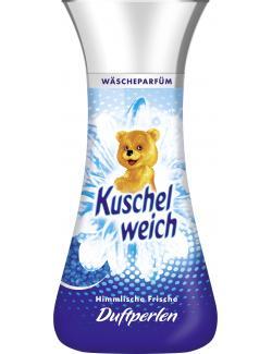 Kuschelweich Wäscheparfüm blau