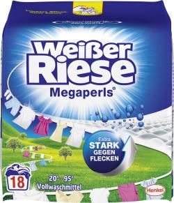 Weißer Riese Megaperls Extra