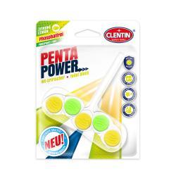 Clentin Penta Power WC Erfrischer Zitrone