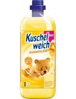 Kuschelweich Weichspüler Sommerliebe