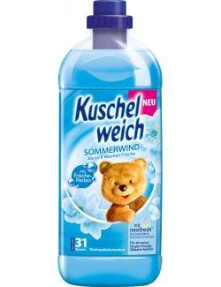 Kuschelweich Weichspüler Sommerwind