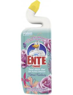 WC Ente Total Aktiv Gel Floral Fantasy