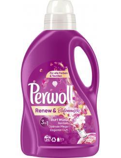 Perwoll Renew & Blütenrausch