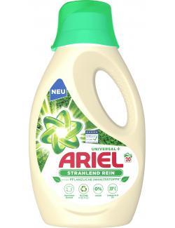 Ariel Flüssig Auf Pflanzenbasis