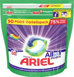 Ariel Color+ All in 1 Pods 50 WL