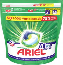 Ariel Univeral+ All in 1 Pods 50 WL