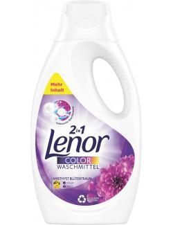 Lenor 2in1 Color Waschmittel Amethyst Blütentraum