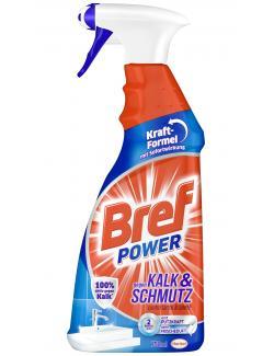 Bref Power Kalk & Schmutz