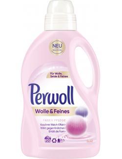 Perwoll Wolle & Feines Faser Pflege