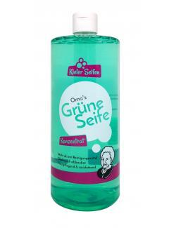 Kieler Seifen Oma's Grüne Seife Konzentrat
