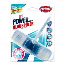 Clentin Tri Power Blauspüler WC Erfrischer Ozean
